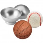 3D Molde pelota de deportes.
