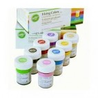 Kit 8 Colorantes Wilton