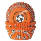 Cápsulas fútbol naranja HoM