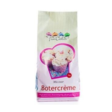 Mezcla para buttercream