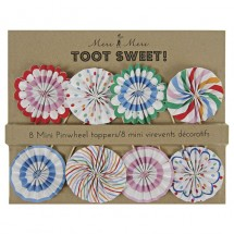 Toppers multicolor Toot Sweet