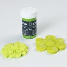 Sugarflair. Colorante en pasta Kiwi Pastel