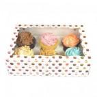 Caja 6 cupcakes
