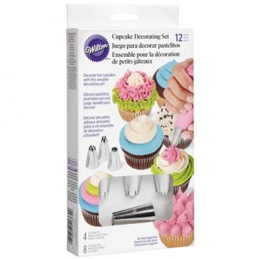 Kit decoración Cupcakes Wilton