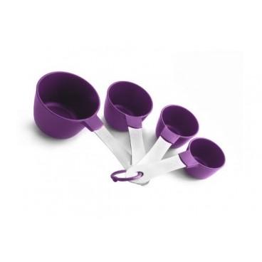 Set 4 tazas medidoras