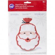 Bolsa con forma de Santa Claus