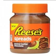 Reese's crema de chocolate y mantequilla de cacahuete