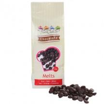Chocolate melts negro