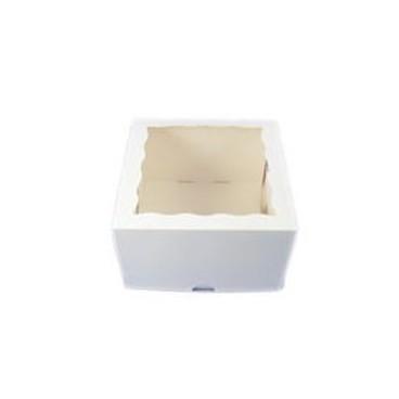 Caja tarta 25,4x25,4x15,2