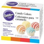Candy Colours Wilton.
