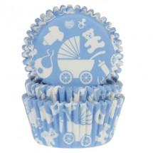 Cápsulas Baby azul HoM.