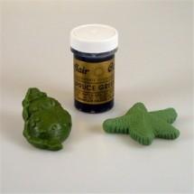 Sugarflair Colorante en pasta spruce green