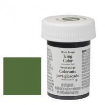 Wilton colorante verde musgo