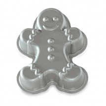 Gingerbread man baking pan