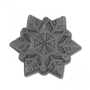 Snowflake baking pan