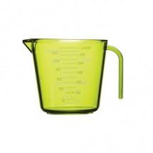 Jarra medidora 600 ml verde KC