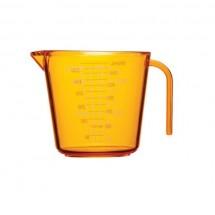 Jarra medidora 600 ml naranja KC