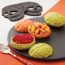 Molde Candy Melts Cerebro