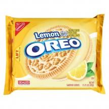 Oreos Lemon creme