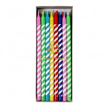 Velas Bright stripes