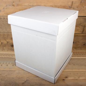 Caja tarta 37x37x45 cm