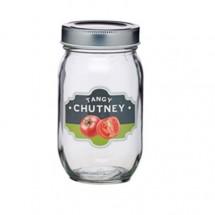 Tarro de vidrio Tangy Chutney