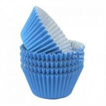 Cápsulas de color azul eléctrico