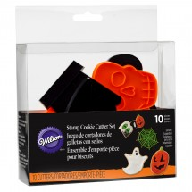 Set de cortadores/sellos Halloween