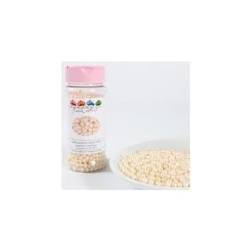 FunCakes Sugarpearls perlada blanca