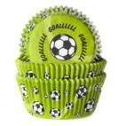 Cápsulas fútbol verde HoM