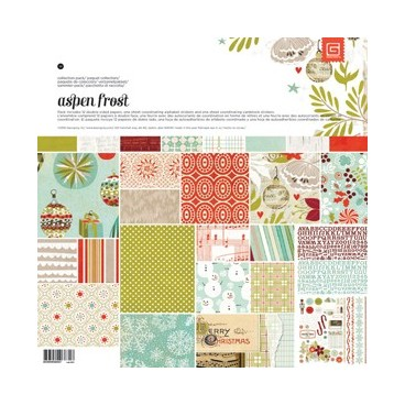 Aspen Frost Collection Pack