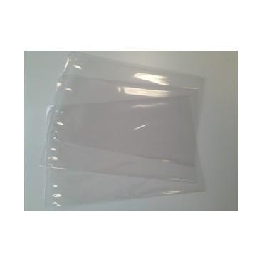 100 bolsas 8x12cm solapa adhesiva