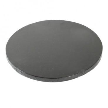FunCakes Base 1 cm. 25cm. Negra