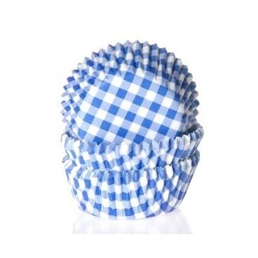 Cápsulas vichy blanco y azul. HoM.