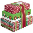 Set 3 cajas navideñas