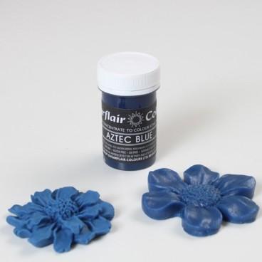 Sugarflair. Colorante en pasta Azul Azteca Pastel