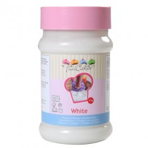 FunCakes Fondant glaze white 375 gr (líquido)