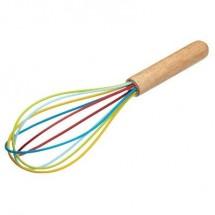 Batidor de silicona Rainbow azul