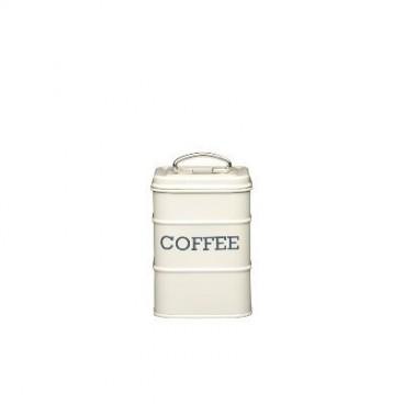 Lata para café crema