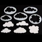 Cortadores Nubes Esponjosas