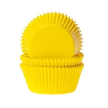 Cápsulas de color amarillo