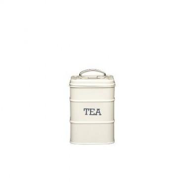 Lata para té crema