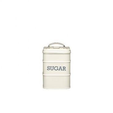 Lata para azúcar crema