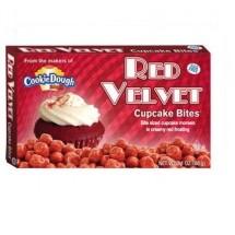 Bolitas red velvet cupcake