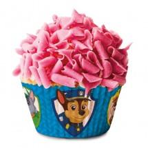 Cápsulas cupcake Patrulla Canina