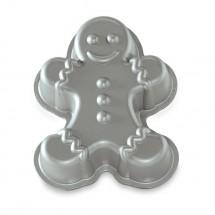 Gingerbread man baking pan