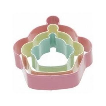 SDI Set de 3 cortadores Cupcakes