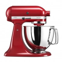 Kitchen Aid Artisan Rojo