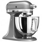 Kitchen Aid Artisan Silver Oscuro