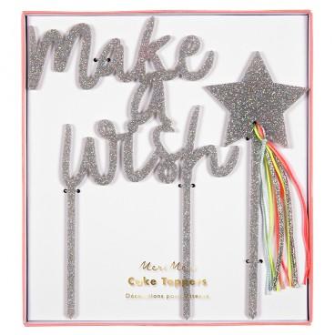 Topper Make A wish